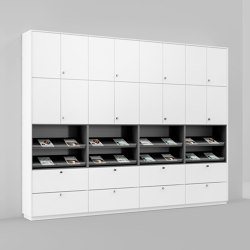 Allvia Armoires combinées | Cabinets | Assmann Büromöbel