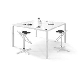 Plaza Meeting | Contract tables | Assmann Büromöbel