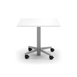 Pontis bistro tables | Contract tables | Assmann Büromöbel