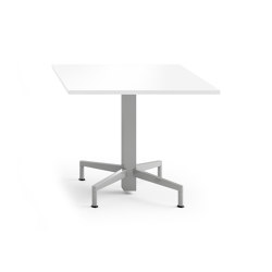 Pontis bistro tables | Mesas contract | Assmann Büromöbel