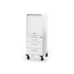 Pontis Mobile  containers | Pedestals | Assmann Büromöbel