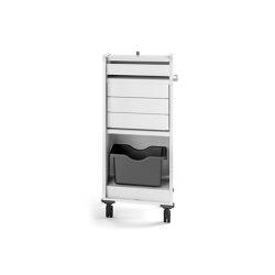 Pontis Mobile  containers | Cassettiere ufficio | Assmann Büromöbel