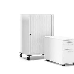 Pontis Standing pedestals | Pedestals | Assmann Büromöbel