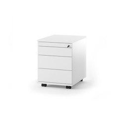 Pontis Storage system | Pedestals | Assmann Büromöbel