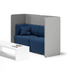 Syneo Line Lounge | Canapés | Assmann Büromöbel