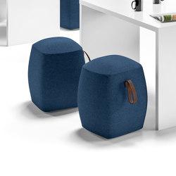 Syneo Line Lounge | Poufs | Assmann Büromöbel