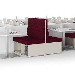 Syneo Part Diner | Benches | Assmann Büromöbel