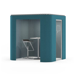 Syneo Soft Meeting | Office Pods | Assmann Büromöbel