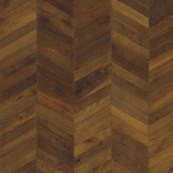 Chevron | Oak Dark Brown | Wood flooring | Kährs