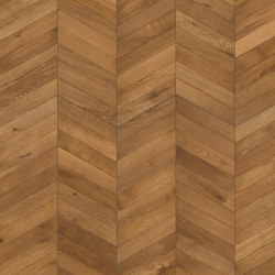 Chevron | Oak Light Brown | Wood flooring | Kährs