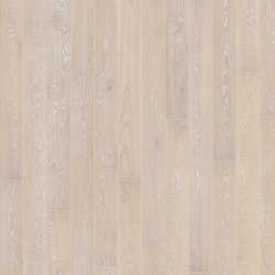 Classic Nouveau | Oak Snow | Wood flooring | Kährs