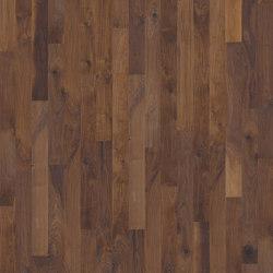 Rugged | Walnut Groove | Wood flooring | Kährs