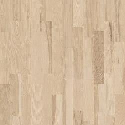 Tres | Ash Ceriale | Wood flooring | Kährs