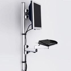 Ensemble complet | TSS Wall Station | Accessoires de table | Novus