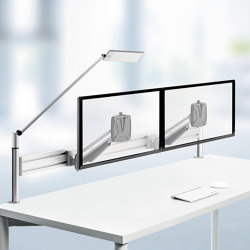 Ensemble complet | Office Toolbar Duo | Accessoires de table | Novus