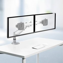 LiftTEC Arm I Dual, with table mount | Table accessories | Novus