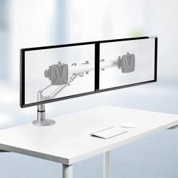 LiftTEC I Dual, Bras fixation bureau | Accessoires de table | Novus
