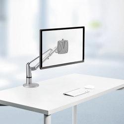 LiftTEC I Bras LiftTEC II - fixation bureau | Accessoires de table | Novus