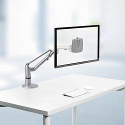 LiftTEC bras III - fixation bureau   Accessoires de table   Novus