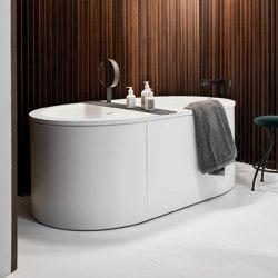 Arcadia Cibele bathtub in Livingtec | Bathtubs | Ceramica Cielo