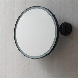 Arcadia Pluto mirror with LED light | Bath mirrors | Ceramica Cielo