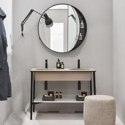 Catino Doppio washbasin | Wash basins | Ceramica Cielo