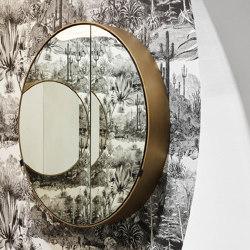 Catino mirror Round box | Mirror cabinets | Ceramica Cielo