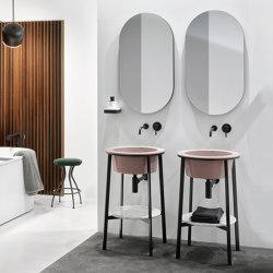 Catino Round washbasin | Wash basins | Ceramica Cielo