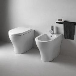 Enjoy back to wall wc   bidet   Bidets   Ceramica Cielo
