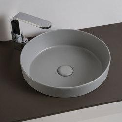 Enjoy lavabo semincasso | Lavabi | Ceramica Cielo