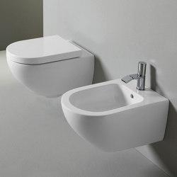 Enjoy wall hung wc   bidet   Bidets   Ceramica Cielo