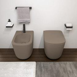 Era back to wall wc | bidet | Bidets | Ceramica Cielo