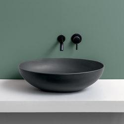 On top bowl Eco   Wash basins   Ceramica Cielo