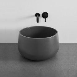 On top bowl Tina   Wash basins   Ceramica Cielo