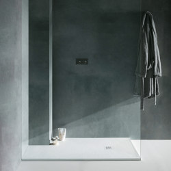 The Shower World | Collection Venticinque | Shower trays | Ceramica Cielo