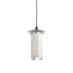 Ann Demeulemeester Gilda S1 Pendant Lamp | Suspended lights | Serax