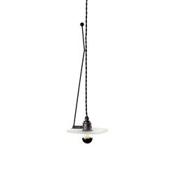 Ann Demeulemeester Luna S1 Pendant Lamp | Suspended lights | Serax