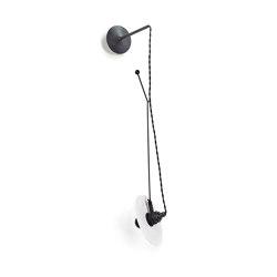 Ann Demeulemeester Luna S3 Wall Lamp | Wall lights | Serax