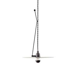 Ann Demeulemeester Luna L1 Pendant Lamp | Suspended lights | Serax
