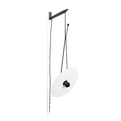 Ann Demeulemeester Luna L2 Wall Lamp | Wall lights | Serax