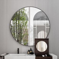 Catino mirror Round mirror | Bath mirrors | Ceramica Cielo