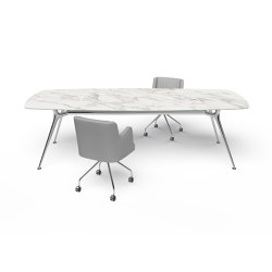 P016 | Meeting Table | Tables collectivités | Estel Group