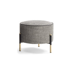 KEVIN STOOL | Poufs | Frigerio