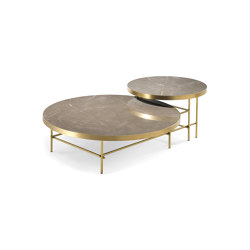 NELSON LOW TABLE | Tables basses | Frigerio