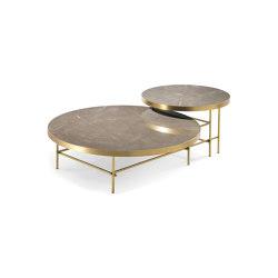 NELSON LOW TABLE | Tavolini bassi | Frigerio