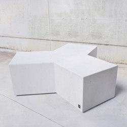Box to Box | Box Y | Seating islands | Sit