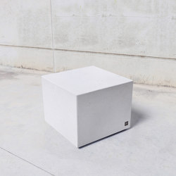 Box to Box | Cubo B Bench | Hocker | Sit