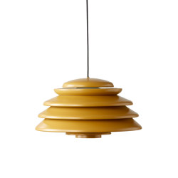 Hive Yellow | Pendant | Suspended lights | Verpan