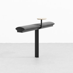 Boulevard | Benches | +Halle