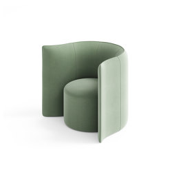 Proto Low Chair OUT | Poltrone | +Halle